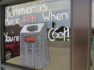 Summer is more fun when you're cool