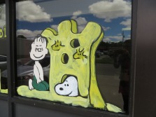 Snoopy Castle